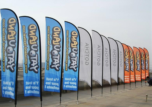 Flag Outdoor Advertising
