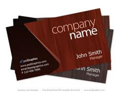Business Cards Visiting Cards