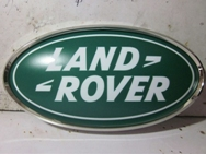 Prismatic Car Logo land rover