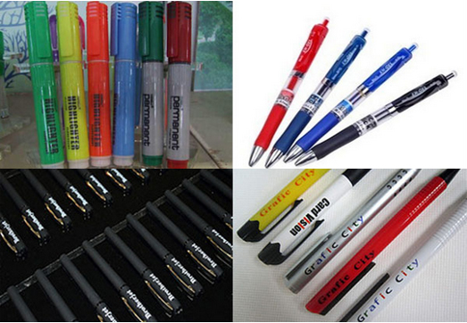 Full Color Printing on Pens